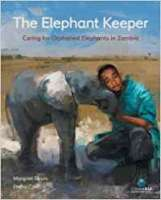 Book cover for Elephant Keeper