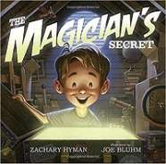 Book cover for The Magician's Secret