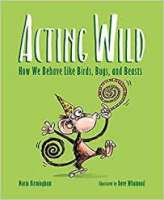 Book cover for Acting Wild