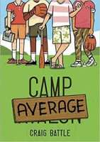 Book cover for Camp Average