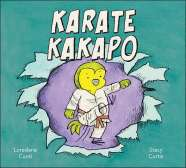 Book cover for Karate Kakapo