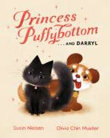 Book cover for Princess Puffybottom…and Darryl