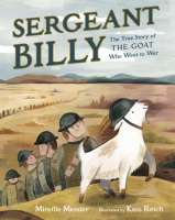 Book cover for Sergeant Billy