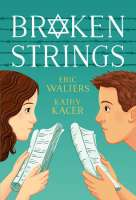 Book cover for Broken Strings