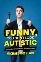 Book cover for Funny You Don't Look Autistic