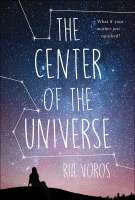 Book cover for The Center of the Universe