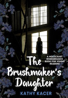 Book cover for The Brushmaker's Daughter