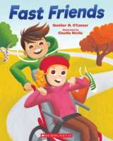 Book cover for Fast Friends