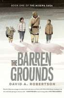Book cover for The Barren Grounds
