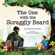 Book cover for The One with the Scraggly Beard