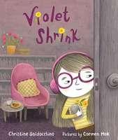 Book cover for Violet Shrink