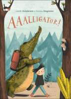 Book cover for AAALLIGATOR!